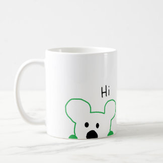Hi There Bear! Coffee Mug