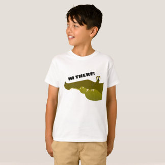Hi there! Crocodile T-Shirt