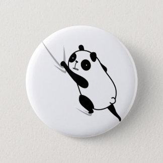 hi tsu being attached panda hittuki-panda 2 inch round button