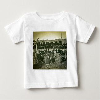 Hi-yi Hi-yi Flathead Native American War Dance T Shirts