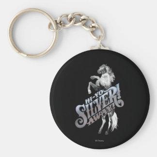 Hi -Yo Silver! Away! 2 Keychain