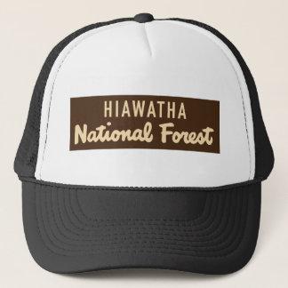 Hiawatha National Forest Trucker Hat