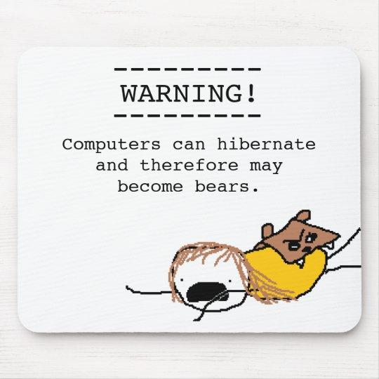 Hibernation Mousepad
