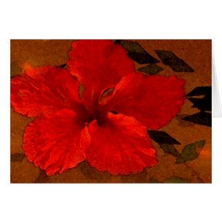 hibiscus-1 card