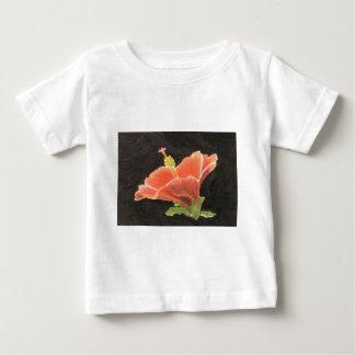 Hibiscus. Baby T-Shirt
