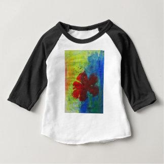 hibiscus baby T-Shirt