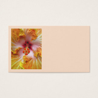 Hibiscus Business Card