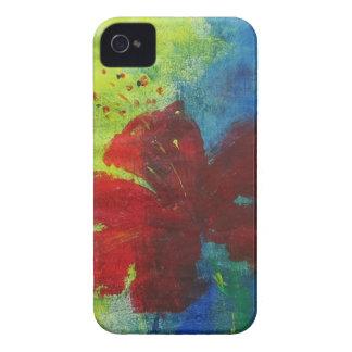 hibiscus Case-Mate iPhone 4 cases