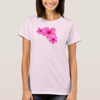 Hibiscus Cluster T-Shirt