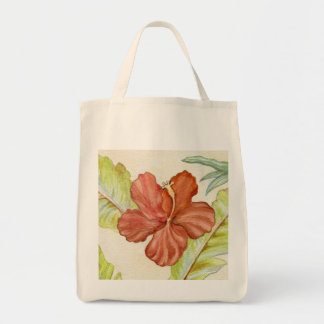 Hibiscus Flower Bag