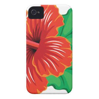 Hibiscus Flower iPhone 4 Cover
