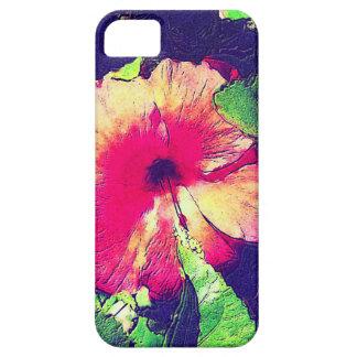 HIBISCUS FLOWER iPhone 5 Case-Mate Case