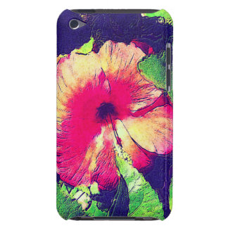 HIBISCUS FLOWER iPod Touch Case-Mate Case
