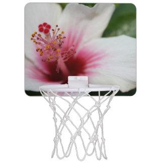 Hibiscus Flower Mini Basketball Hoop