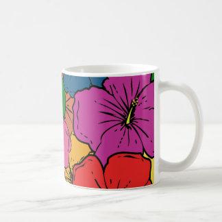 Hibiscus Flowers #5 Coffee Mug
