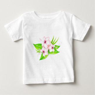 hibiscus flowers baby T-Shirt