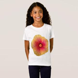 Hibiscus Girls' Tee Shirt