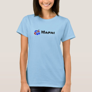 Hibiscus Hapai (Pregnant) T-Shirt