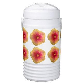 Hibiscus Igloo Beverage Cooler