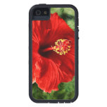 Hibiscus iPhone 5/5S, Tough Xtreme iPhone 5 Cases