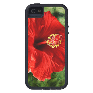 Hibiscus iPhone 5/5S, Tough Xtreme iPhone 5 Cover