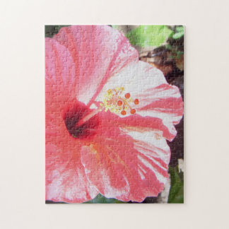 *Hibiscus* Jigsaw Puzzle