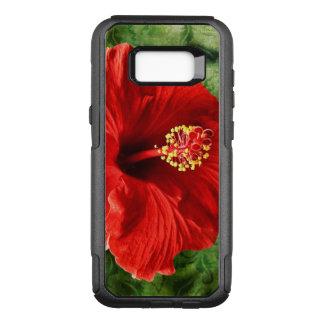 Hibiscus OtterBox Commuter Samsung Galaxy S8+ Case