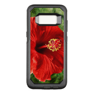 Hibiscus OtterBox Commuter Samsung Galaxy S8 Case