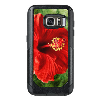 Hibiscus OtterBox Samsung Galaxy S7 Case
