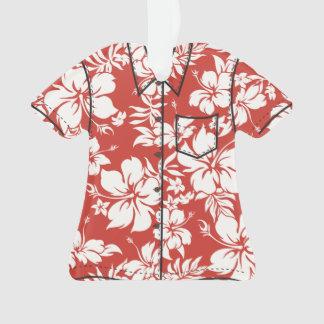 Hibiscus Pareau Hawaiian Floral Aloha Shirt