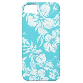 Hibiscus Pareau Hawaiian iPhone 5 Cases