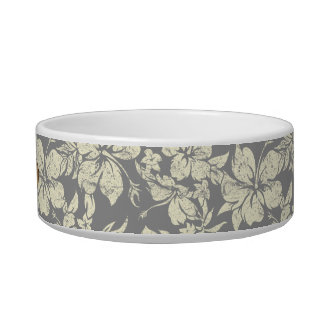 Hibiscus Pareau Hawaiian Pet Bowls