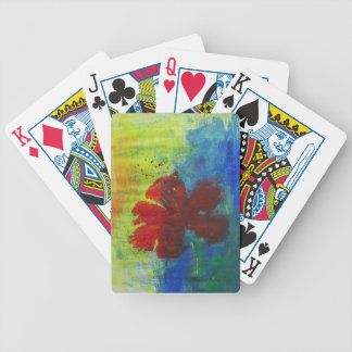 hibiscus poker deck