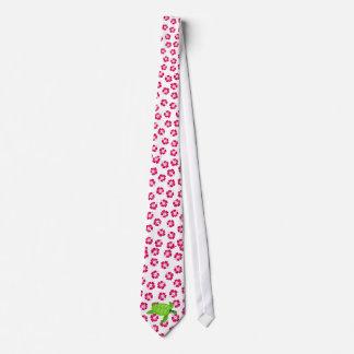 hibiscus-SeaTurtle-5 Tie