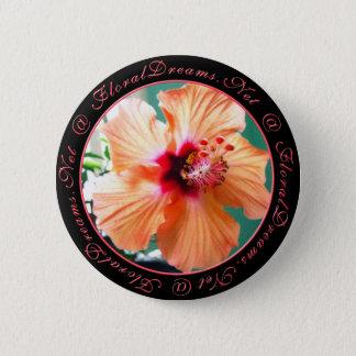 Hibiscus Sensation Button