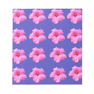 Hibiscus  Summer Breeze,_ Notepad
