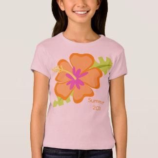 Hibiscus Summer of 2011 T-Shirt