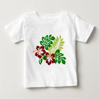 Hibiscus super Doper Image Baby T-Shirt