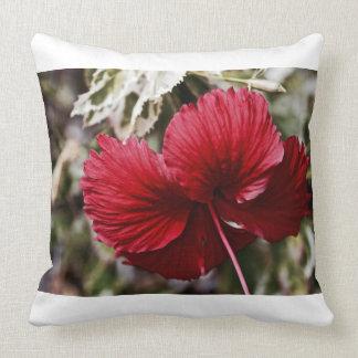 Hibiscus - Throw pillow - Caribbean