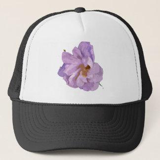 hibiscus trucker hat