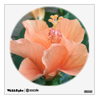 Hibiscus Wall Decal