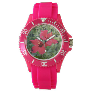 Hibiscus Watch