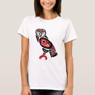 Hibou 2014 de Haida T-shirt