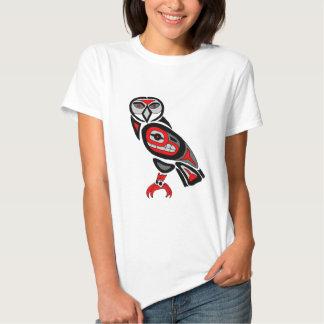 Hibou 2014 de Haida T Shirts