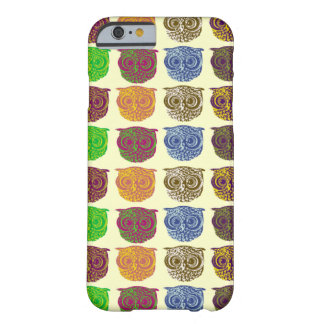 Hibou - motif animal coque iPhone 6 barely there
