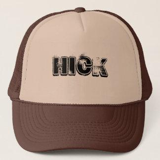 HICK TRUCKER HAT