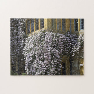 Hidcote Manor Garden Gloucestershire Jigsaw Puzzle