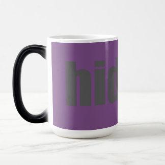 hidden agenda magic mug