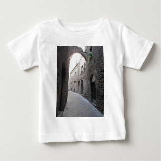 Hidden alley in Volterra village, province of Pisa Baby T-Shirt
