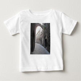 Hidden alley in Volterra village, province of Pisa Baby T-Shirt